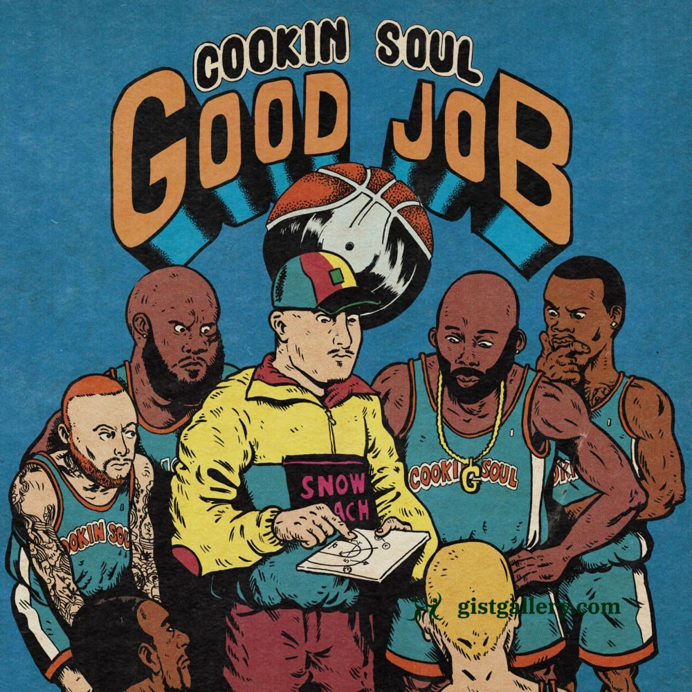 Cookin Soul — Come On Baby Ft. Mac Miller