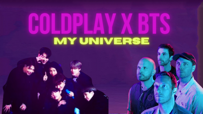 Mp3: Bts & Coldplay  – My Universe (acoustic Version)
